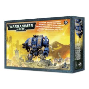 Space Marines Espaciales Warhammer 40k Venerable Dreadnought