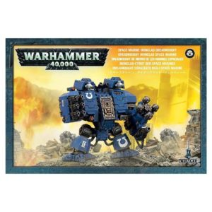 Space Marines Espaciales Warhammer 40k Ironclad Dreadnought Hierro