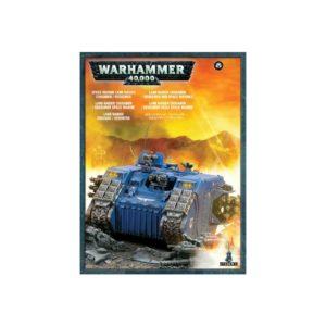 Cruzado Redentor Space Marines Espaciales Warhammer 40k Land Raider Crusader Redeemer