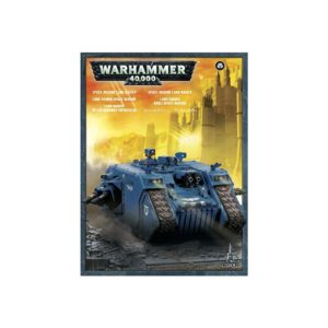Space Marines Espaciales Warhammer 40k Land Raider