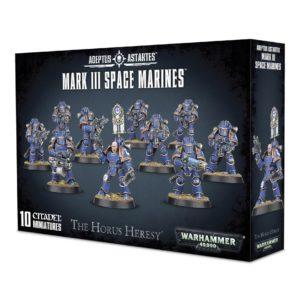 Space Marines Espaciales Burning Prospero Warhammer 40k Mark III