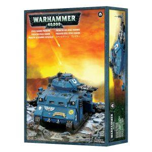 Space Marines Espaciales Warhammer 40k Predator Tank
