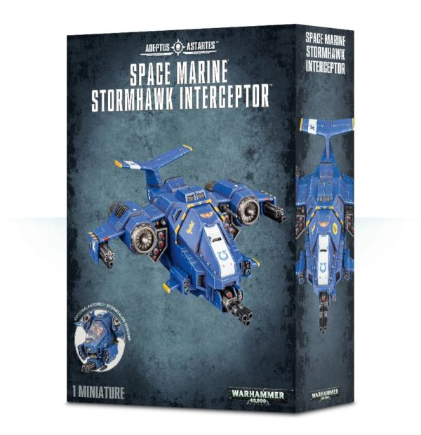 Space Marines Espaciales Warhammer 40k Stormhawk Stormtalon