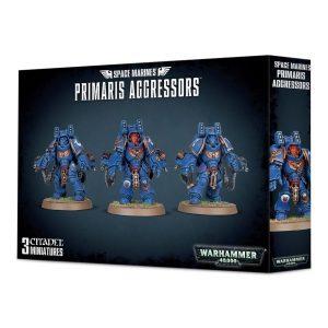 Primarines Space Marines Espaciales Warhammer 40k Primaris Aggressors