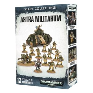 Guardia Imperial Warhammer 40k Start Collecting Astra Militarum