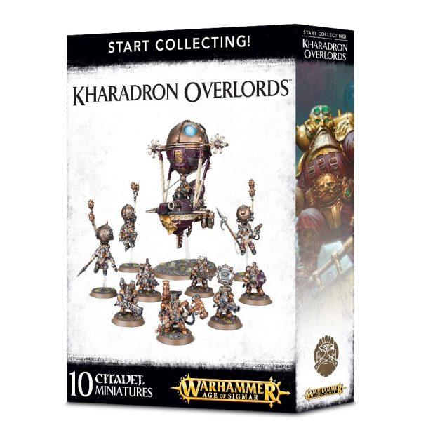 Squat Enanos Warhammer Sigmar Start Collecting Kharadron