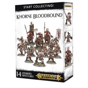 Barbaros Caos Warhammer Sigmar Start Collecting Khorne Bloodbound