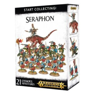 Lagartos Warhammer Sigmar Start Collecting Seraphon