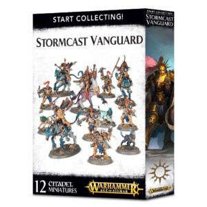 Sigmarines Warhammer Sigmar Start Collecting Stormcast Vanguard
