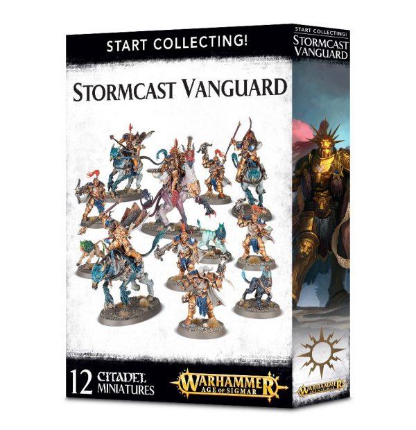 Sigmarines Warhammer Sigmar Start Collecting Stormcast Vanguard
