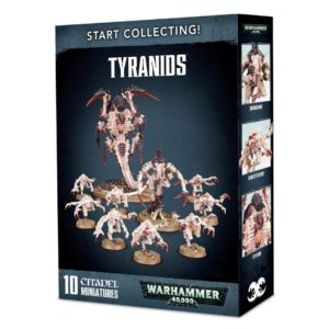 Gambas Warhammer 40k Start Collecting Tyranids