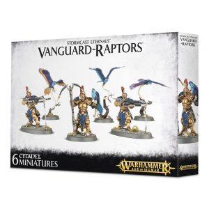 Sigmarines Stormcast Warhammer Sigmar Orden Vanguard Raptors Aetherwings
