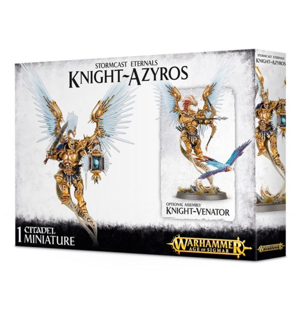 Sigmarine Stormcast Warhammer Sigmar Orden Knight Venator Azyros