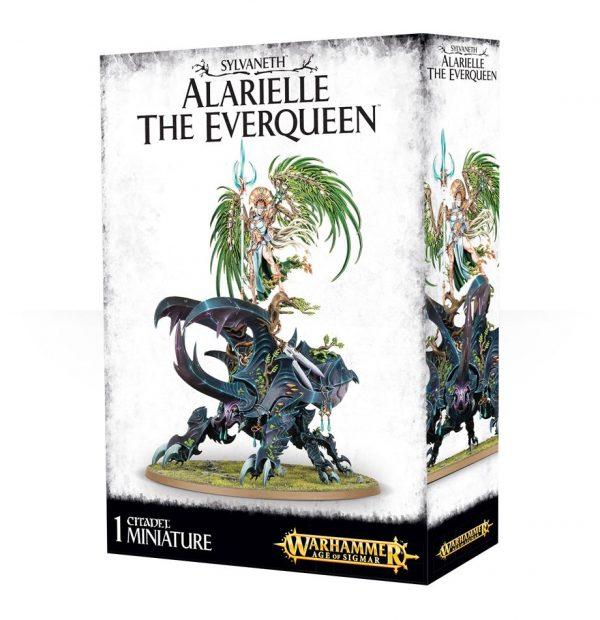 Everqueen Sylvaneth Warhammer Sigmar Orden Alarielle