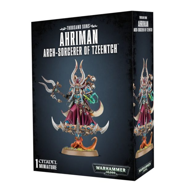 Mil Hijos Thousand Sons Tzeentch Chaos Space Marines Espaciales Caos Warhammer 40k Ahriman