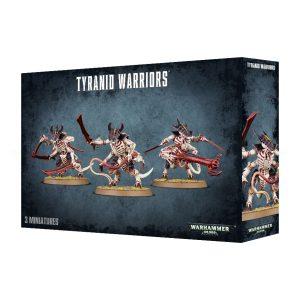 Gambas Guerreros Tiranidos Tyranids Warhammer 40k Tyranid Warrior Prime