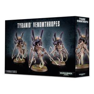 Zoantropos Venontropos Gambas Tiranidos Tyranids Warhammer 40k Zoanthrope Neurothrope Venomthrope