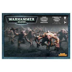 Robagenes Gambas Tiranidos Tyranids Culto Genestealer Cult Warhammer 40k Genestealers