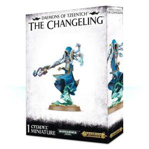 Changeling Tzeentch Warhammer 40k Sigmar Caos Cambiante