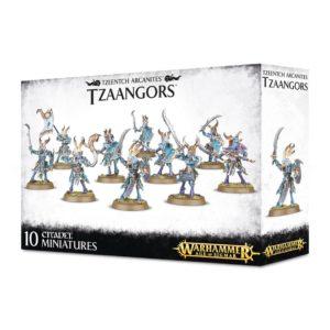 Tzeentch Warhammer Sigmar Caos Tzaangors