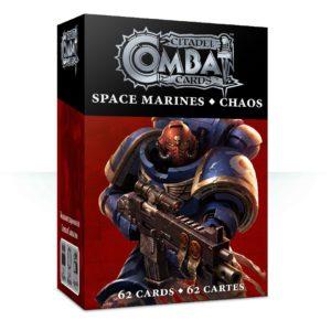 Warhammer 40k Citadel Combat Cards